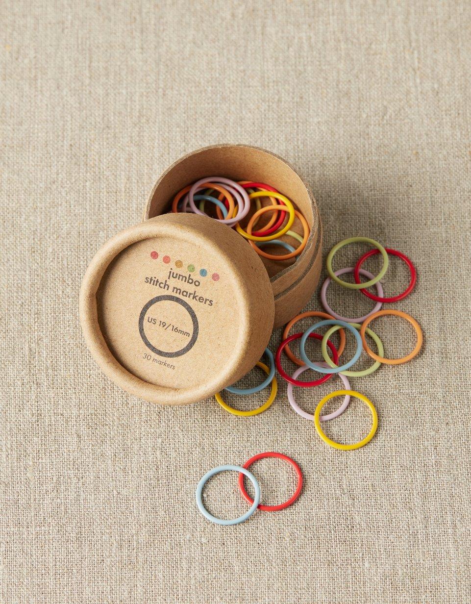 Jumbo Stitch Markers