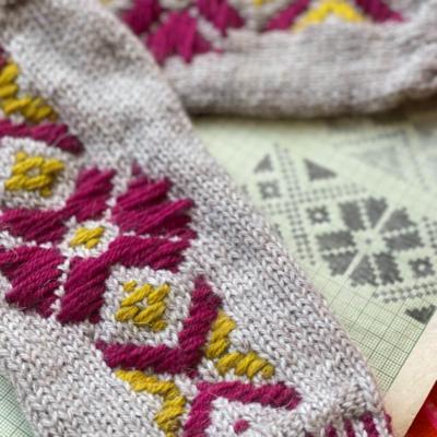 iknit7 Knitting Kits